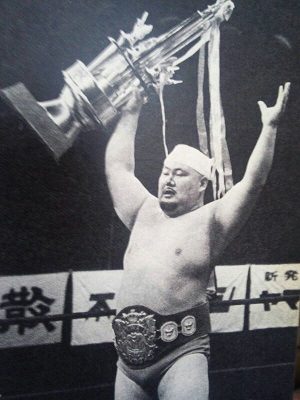 IWA世界ヘビー級選手権