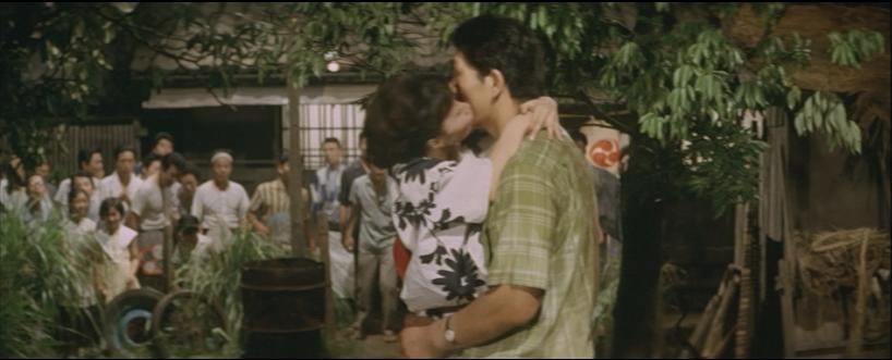 横山道代のキスの祝福