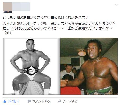 大木金太郎とボボ・ブラジル