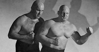 スカル・マーフィーとブルート・バーナード